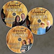 3 pack Ancient Jewish Wisdom - dvds