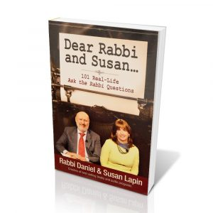 Dear Rabbi and Susan 2