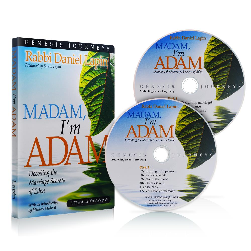 Madam I'm Adam