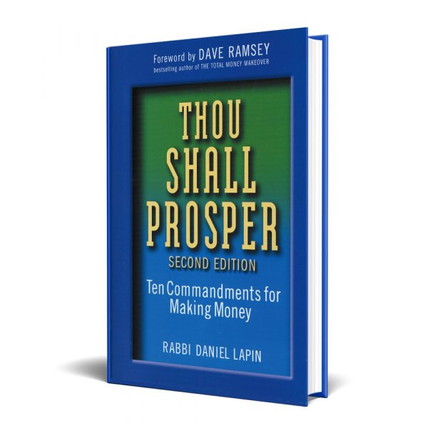 Thou Shall Prosper (1)