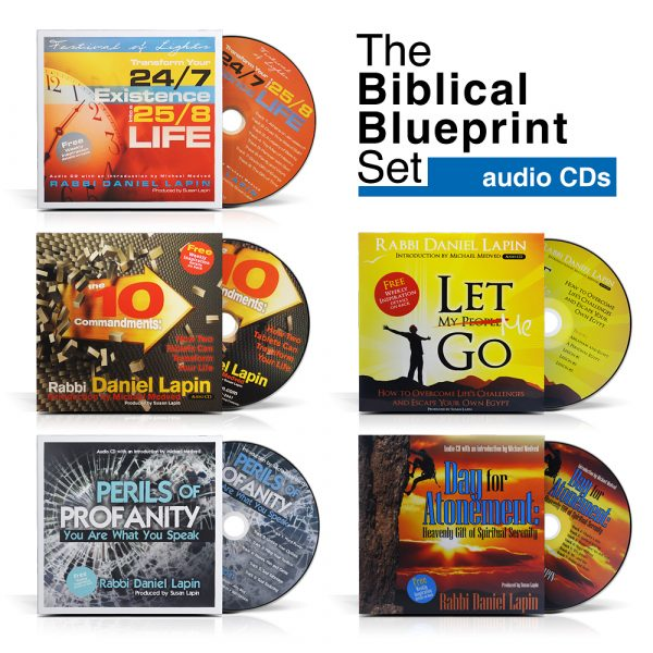 Biblical Blueprint Set