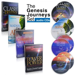 Genesis Journeys Set Rabbi Daniel Lapin
