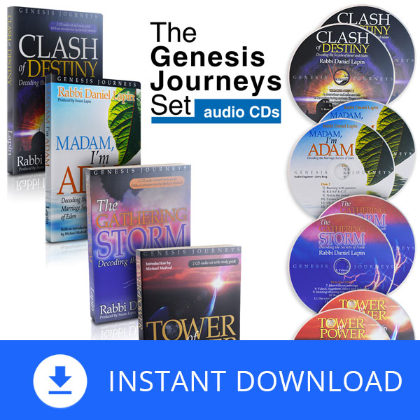 Genesis Journey Set Instant Download