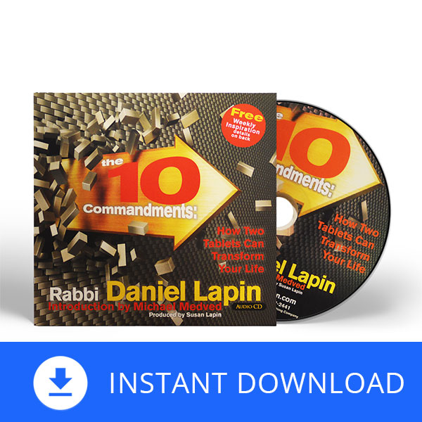 Rabbi Danial Lapin Audio