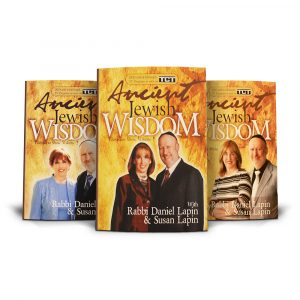 3 pack Ancient Jewish Wisdom - book_white bg