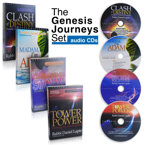 The Genesis Journeys Set